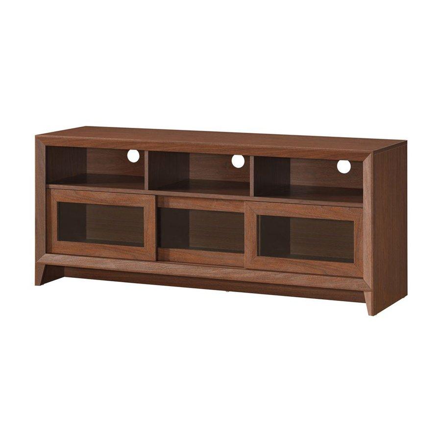 Techni Mobili Hickory Rectangular TV Cabinet