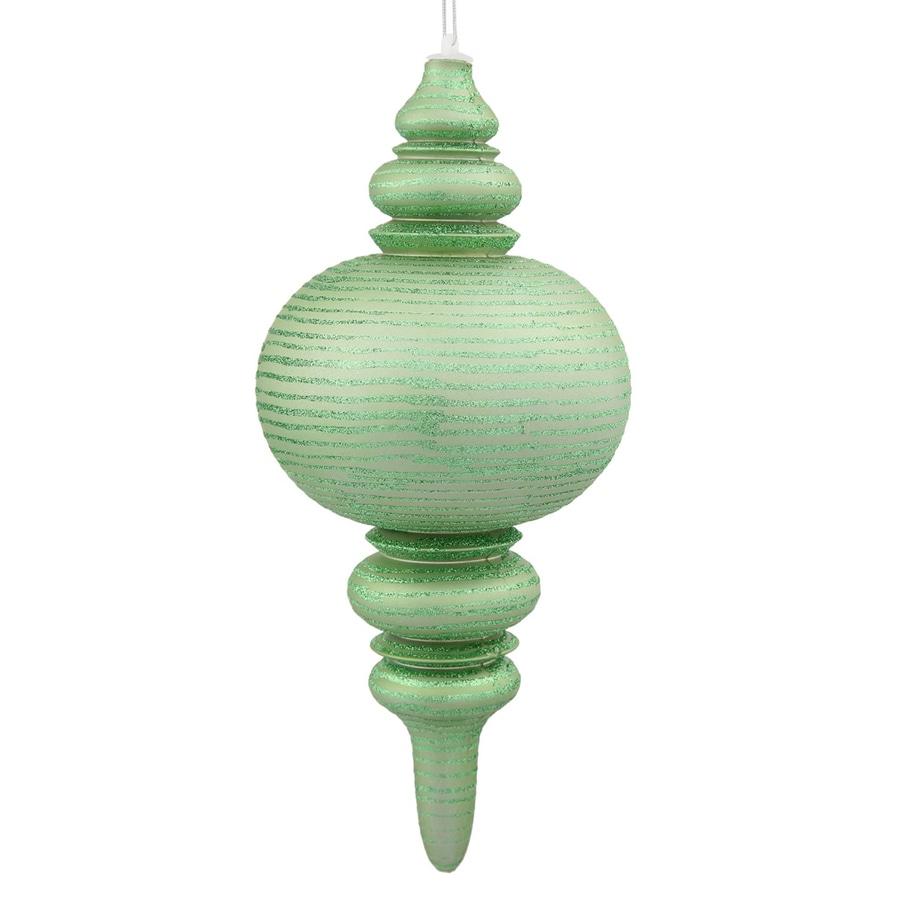 Vickerman Lime Finial Ornament