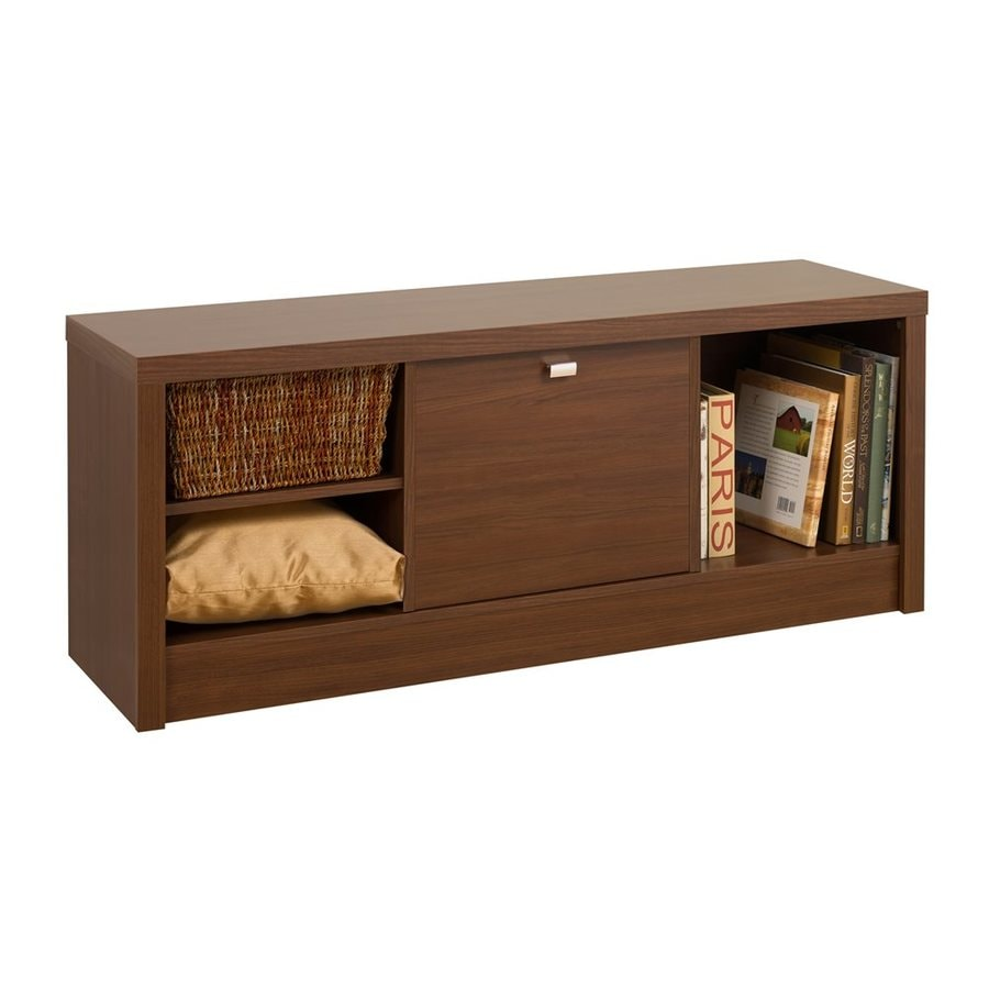 Shop Prepac Furniture Series 9 Transitional Warm Cherry