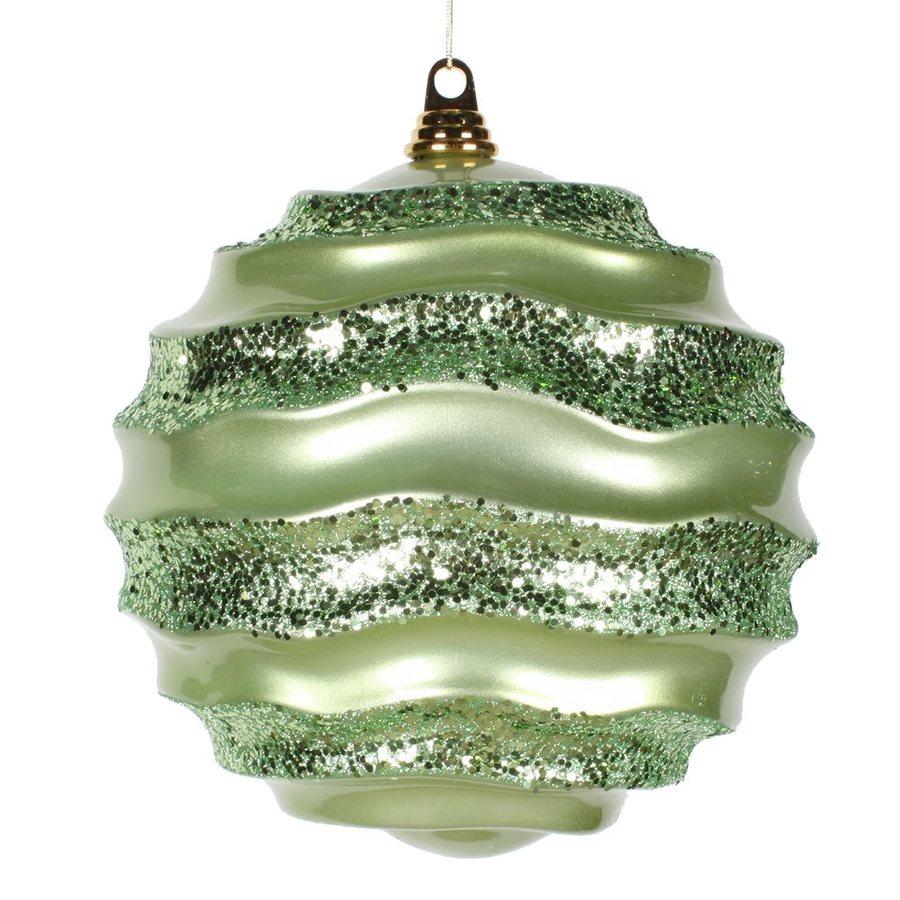 Vickerman Celadon Ball Ornament