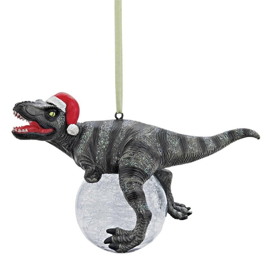 Design Toscano 2-Pack Dinosaur Ornament Set
