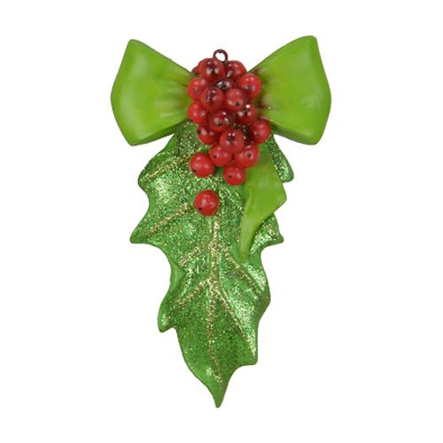 Fantastic Craft Holly Ornament