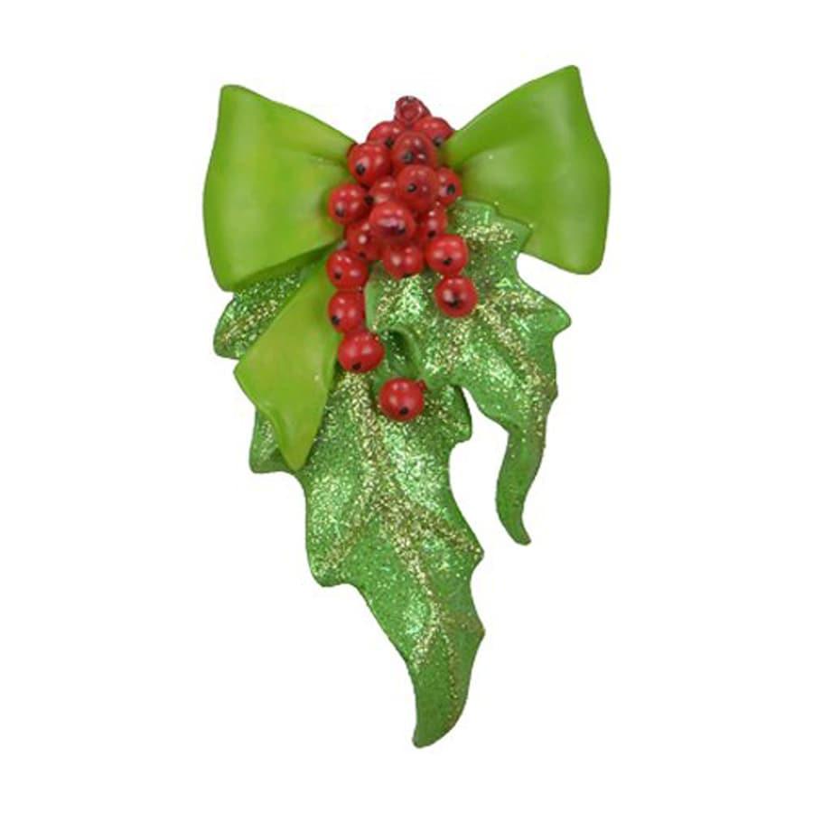 Fantastic Craft Holly Ornament