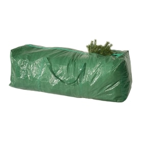 vickerman 56 in w x 14 in h plastic christmas tree storage bag - Plastic Christmas Tree Storage Box