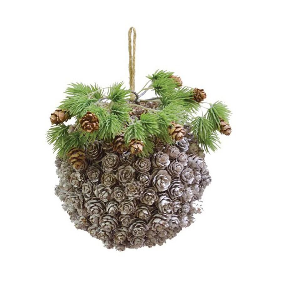 Fantastic Craft Snow Pinecone Ornament