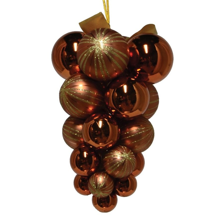 Fantastic Craft Copper Ball Ornament