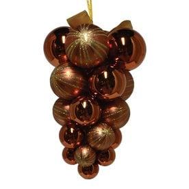 fantastic craft copper ball ornament