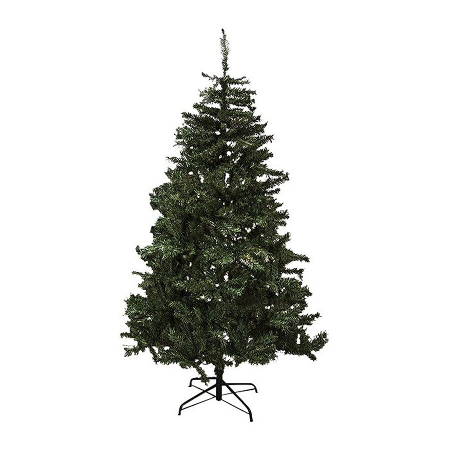 Northlight 7.5-ft Mixed Needle Slim Artificial Christmas Tree