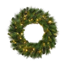 shop artificial christmas wreaths at. Black Bedroom Furniture Sets. Home Design Ideas
