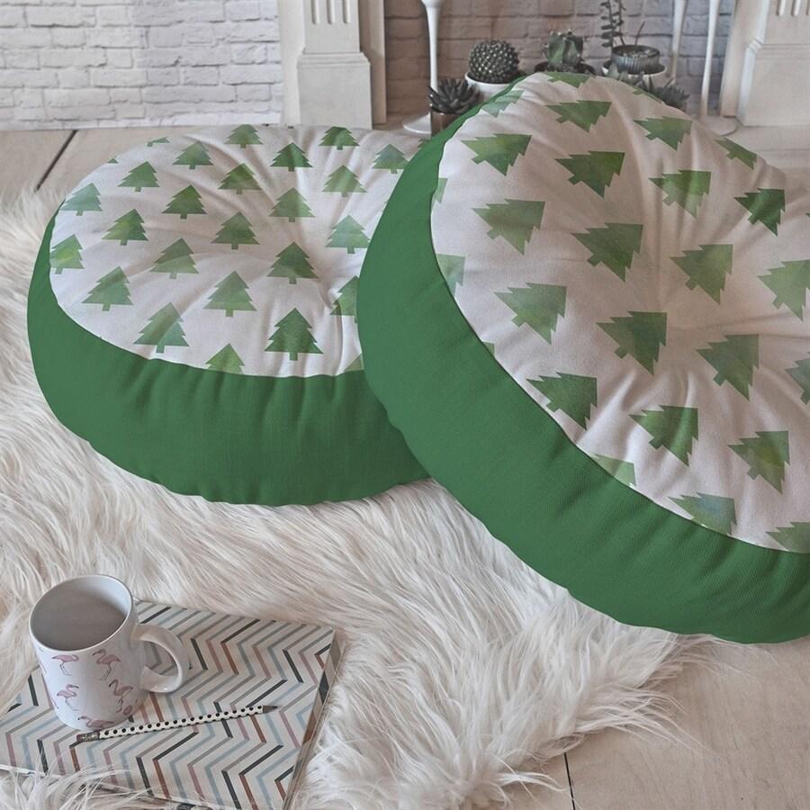 Deny Designs Tree Pillow