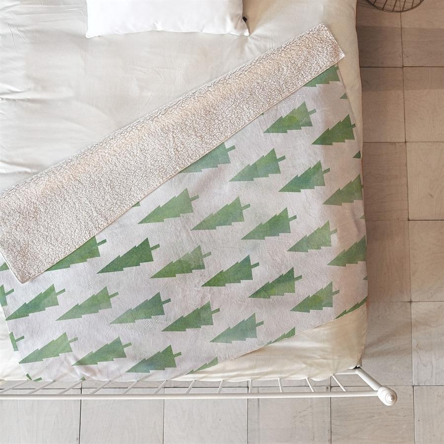 Deny Designs Tree Blanket