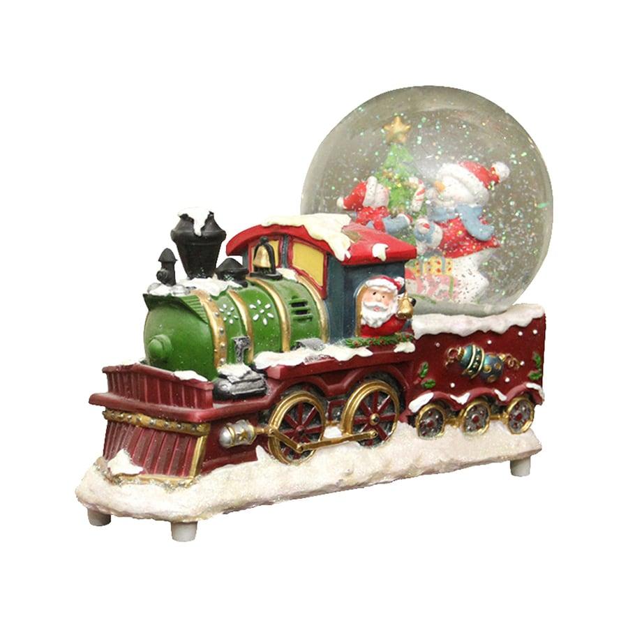 Northlight Santa Train Snow Globe