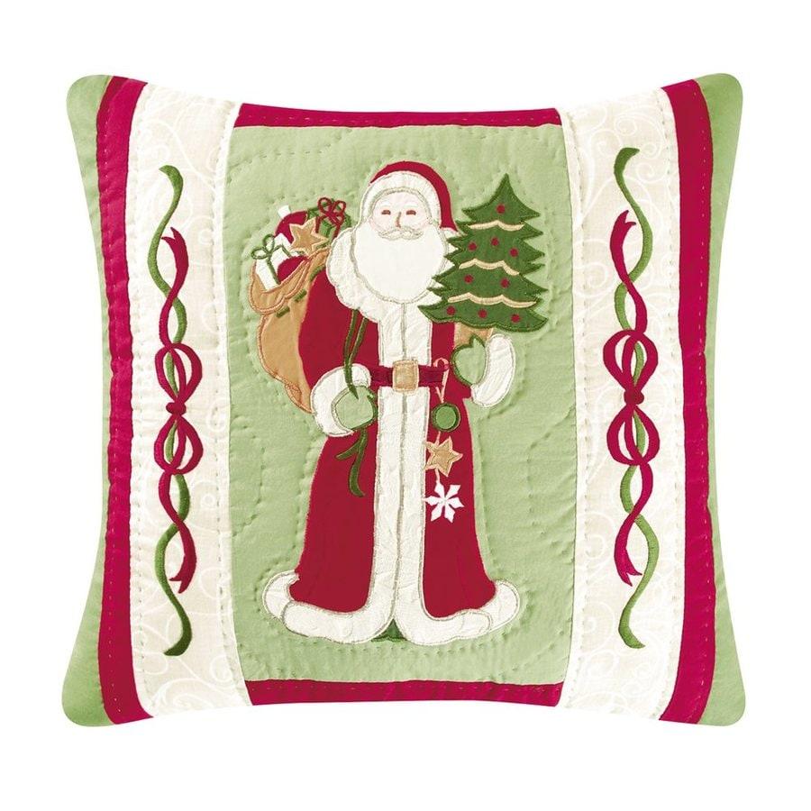 C&F Enterprises Santa Pillow
