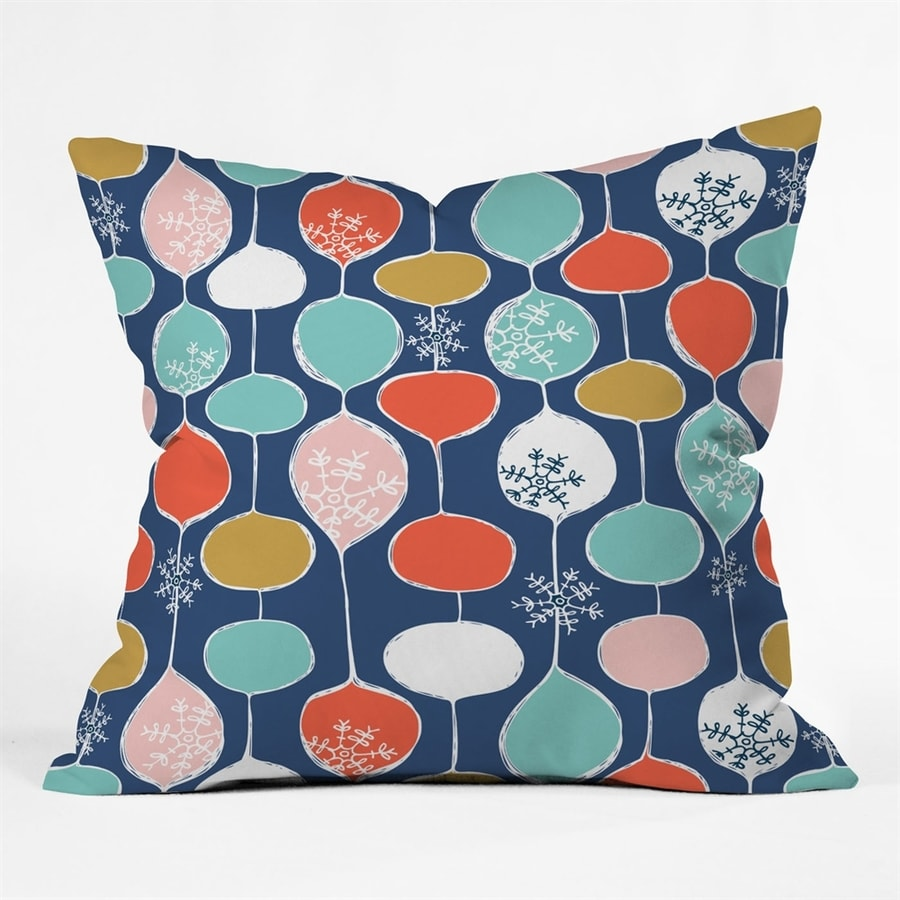 Deny Designs Ornaments Pillow