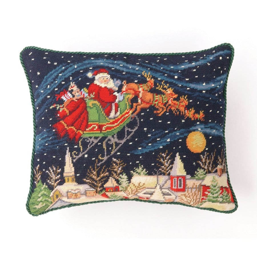 Peking Handicraft Sleigh Pillow