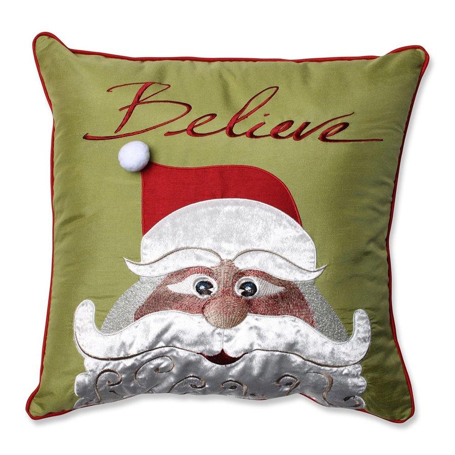 Pillow Perfect Santa Throw Pillow