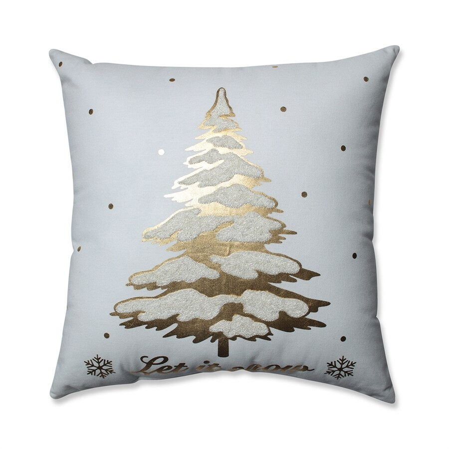 Pillow Perfect Holiday Tree Throw Pillow