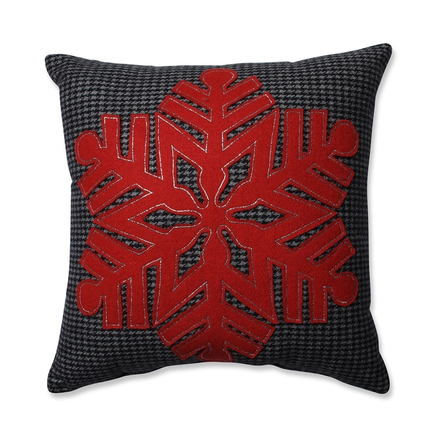 Pillow Perfect Snowflake Pillow