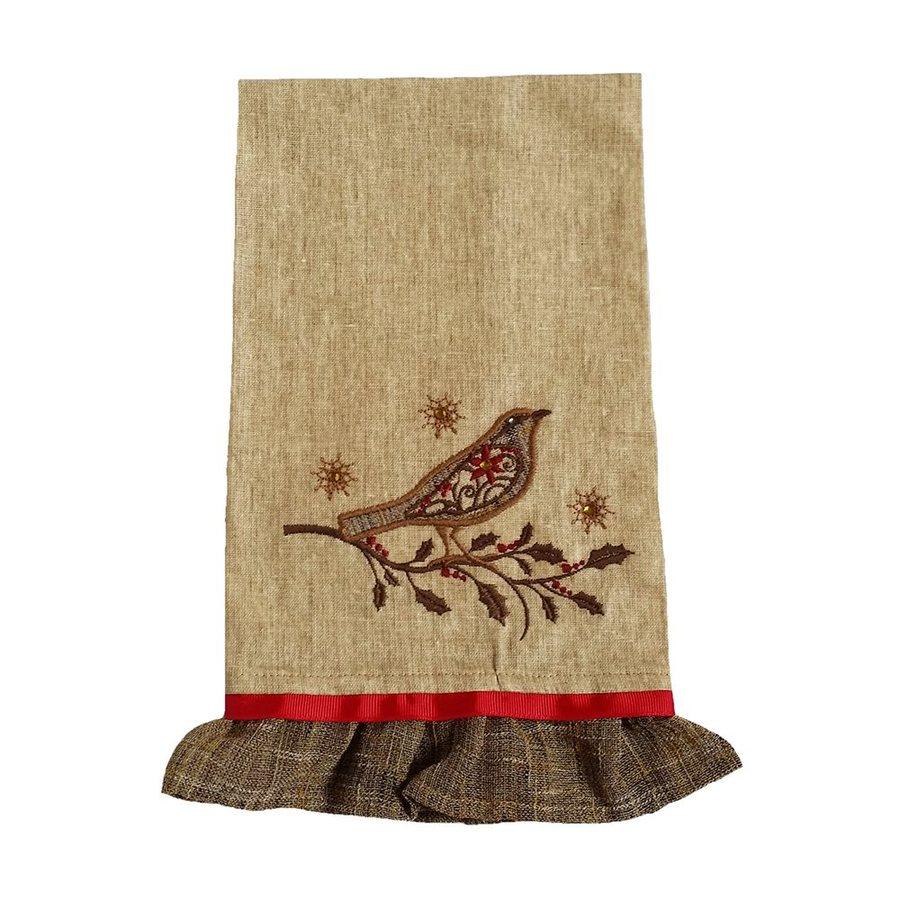 XIA Home Fashions Bird Tea Towel