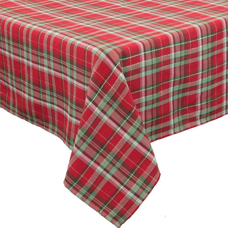 XIA Home Fashions Plaid Tea Towel