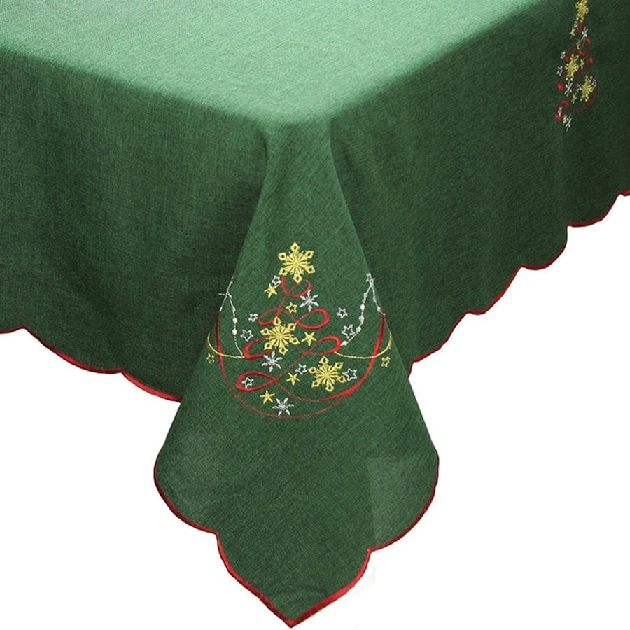 XIA Home Fashions Snowflake Tea Towel