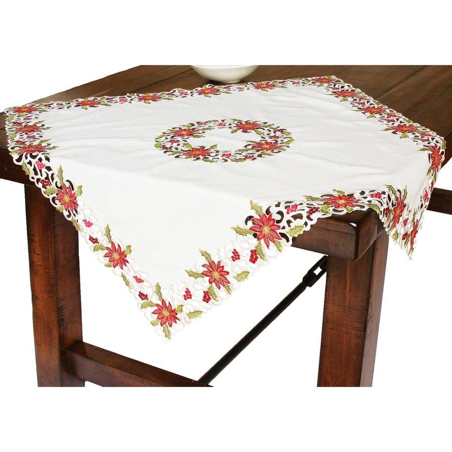 XIA Home Fashions Poinsettia Tabletop Decoration
