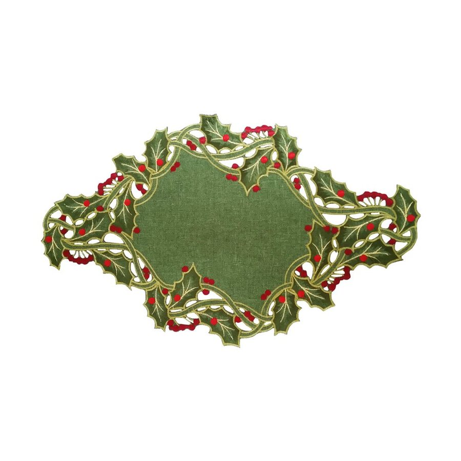 XIA Home Fashions Berry Placemat