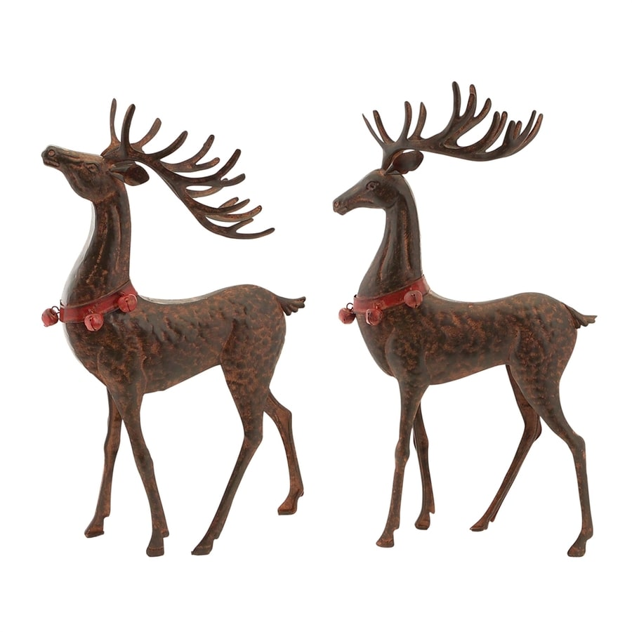 Christmas Outdoor Deer Decorations