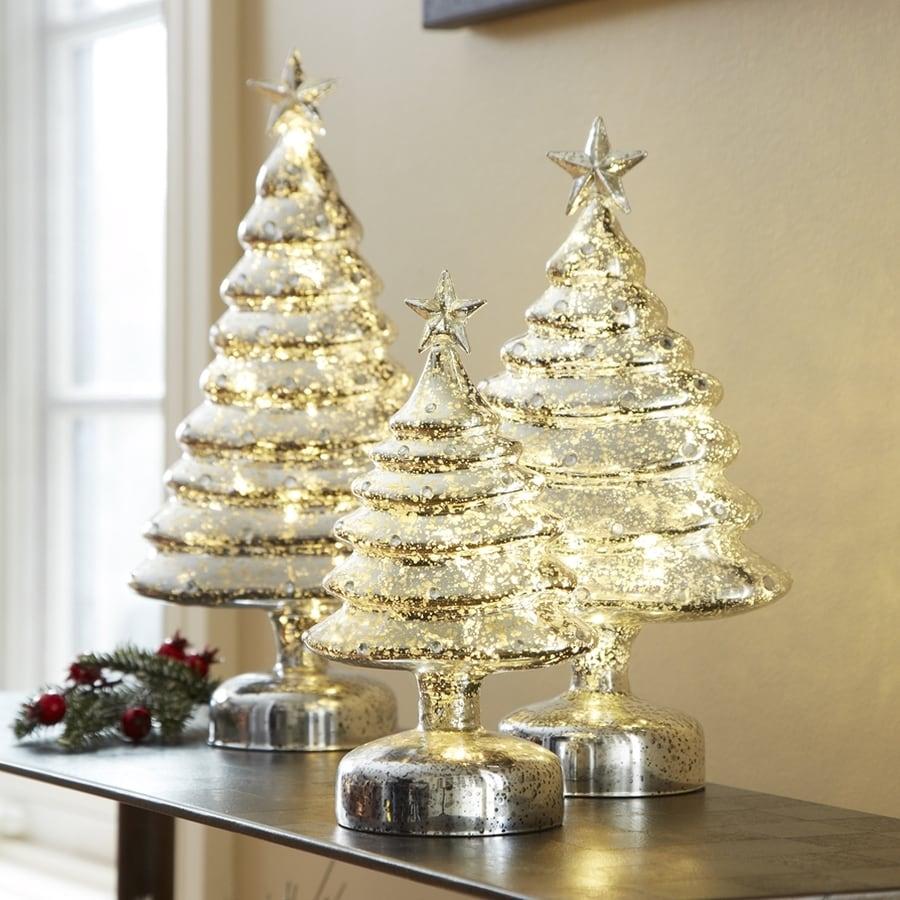 Melrose International Pre-Lit Tree Lamp LED Lights