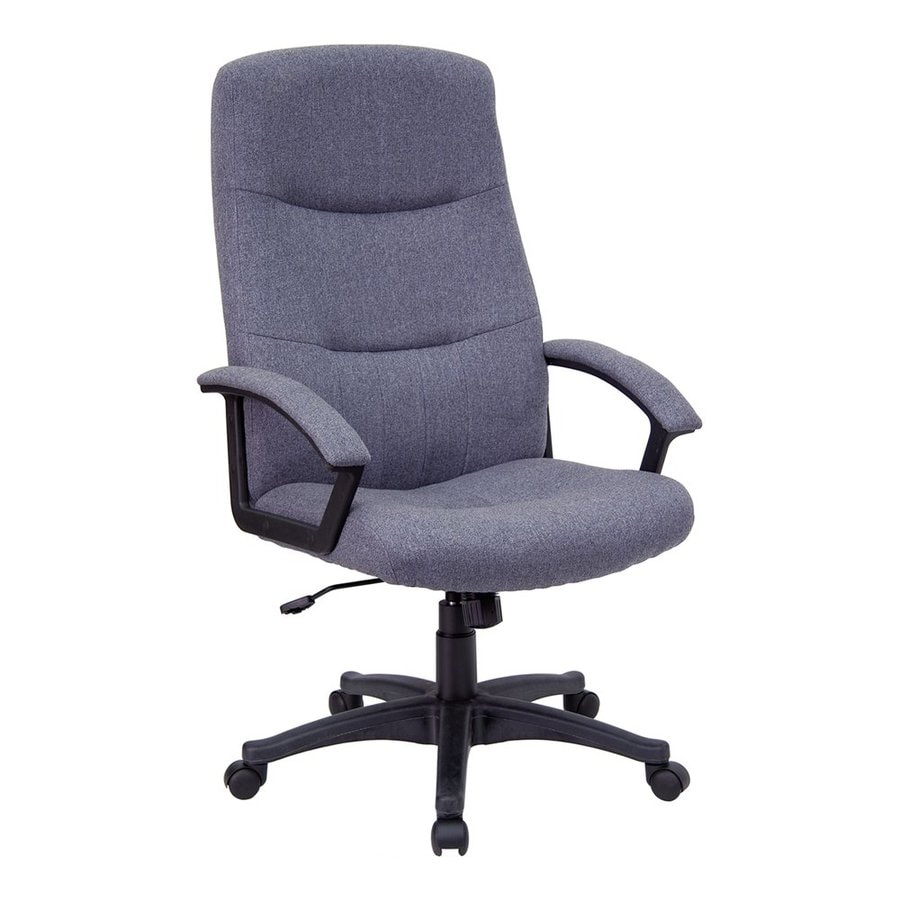 Flash Furniture Gray Transitional Executive Chair