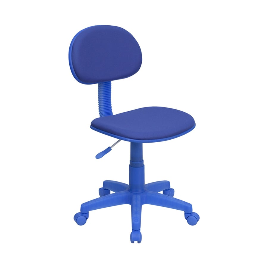 Flash Furniture Blue Contemporary Task Chair