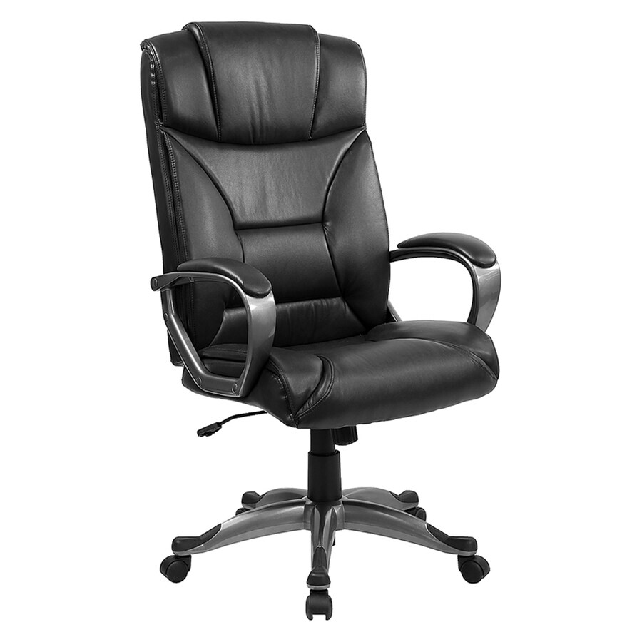 Flash Furniture Black Transitional Executive Chair