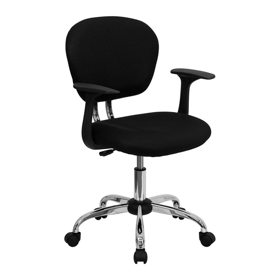 Flash Furniture Black Contemporary Task Chair