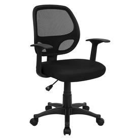 Flash Furniture Black Contemporary Desk Chair