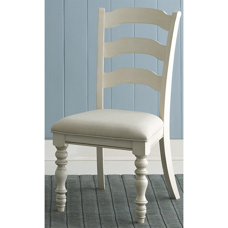 Hillsdale Furniture Set of 2 Pine Island Ivory Side Chair