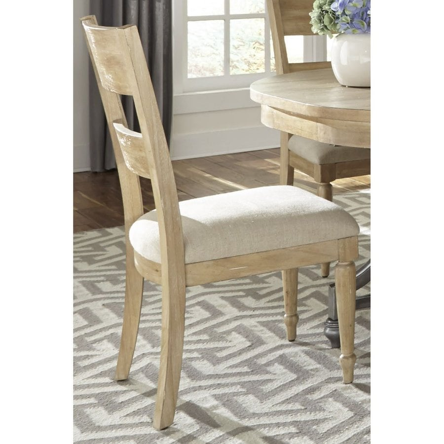 Liberty Furniture Harbor View Linen Side Chair