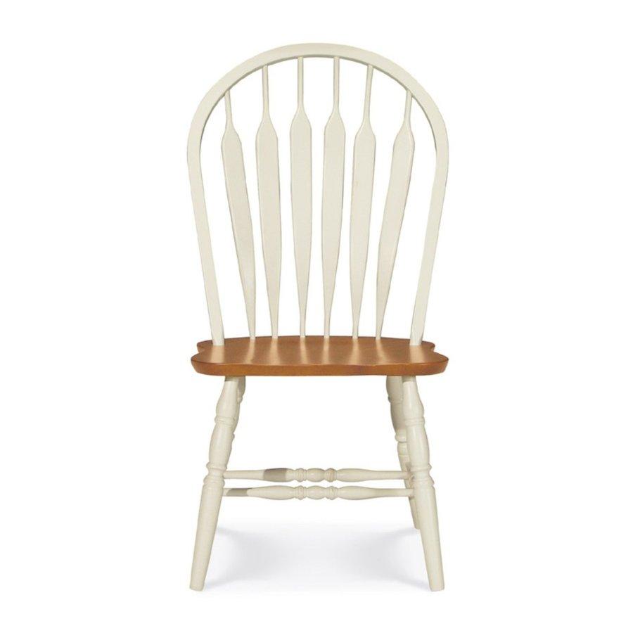 International Concepts Windsor Traditional Oak Side Chair