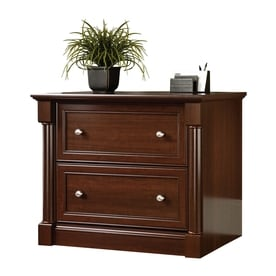 Sauder Palladia Cherry 2-Drawer File Cabinet  sc 1 st  Loweu0027s & Shop File Cabinets at Lowes.com