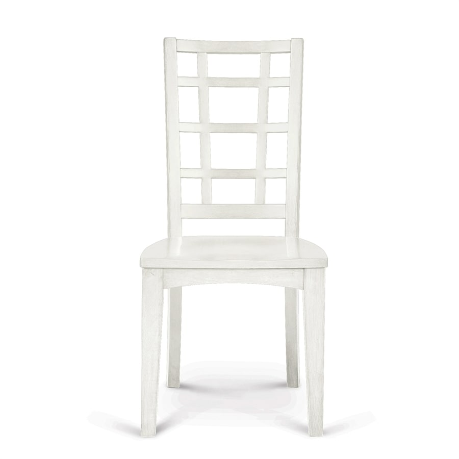 Magnussen Home Kenley White Side Chair