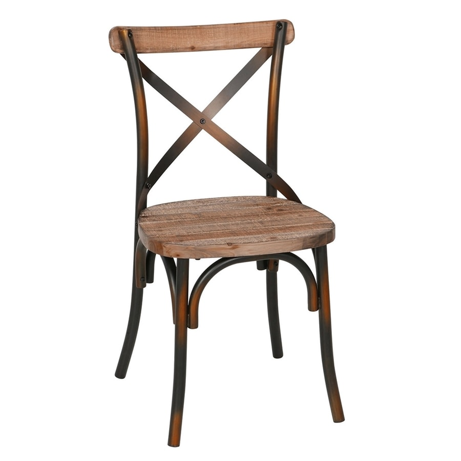 PoliVaz Pine Side Chair