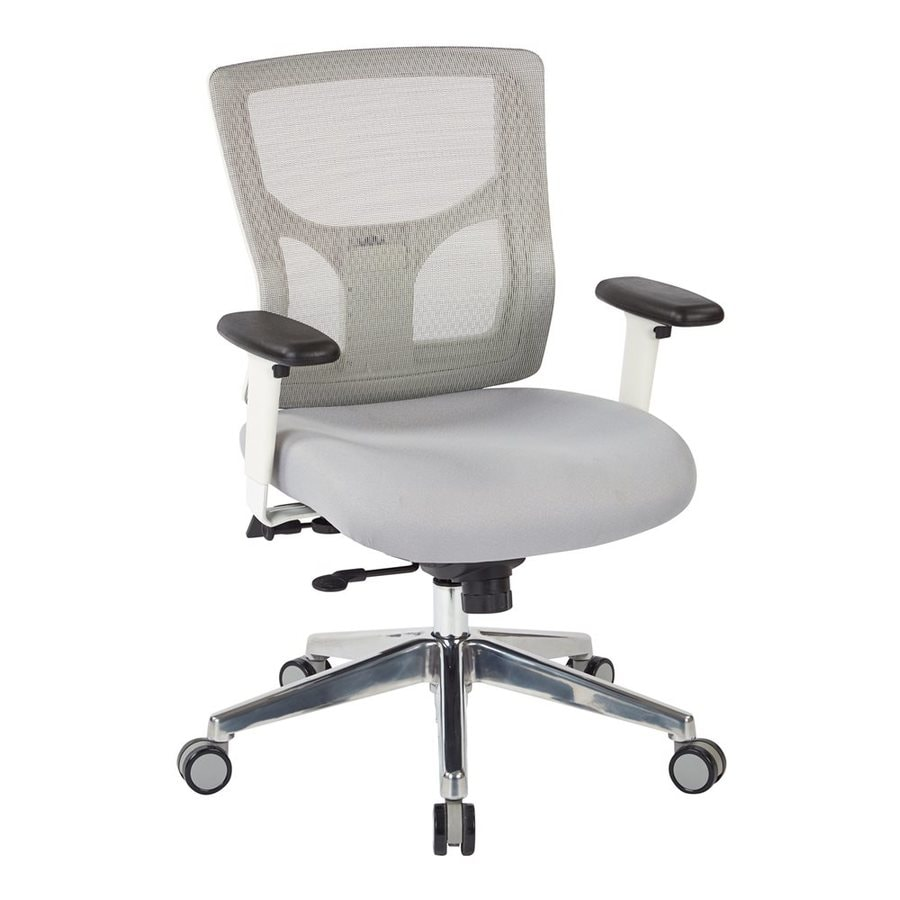 Office Star Pro Line Ii Progrid Grey Contemporary Desk Chair