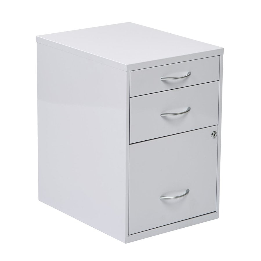 office star osp designs white 3 drawer file cabinet