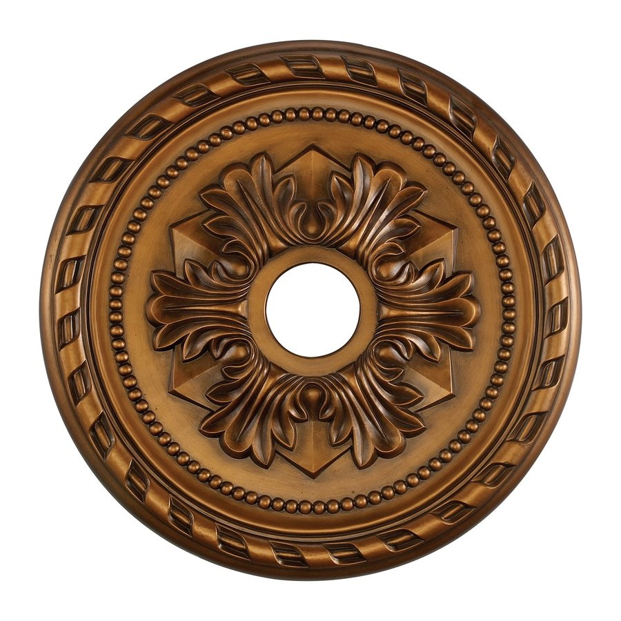 Westmore Lighting Corinthian 22-in x 22-in Ceiling Medallion