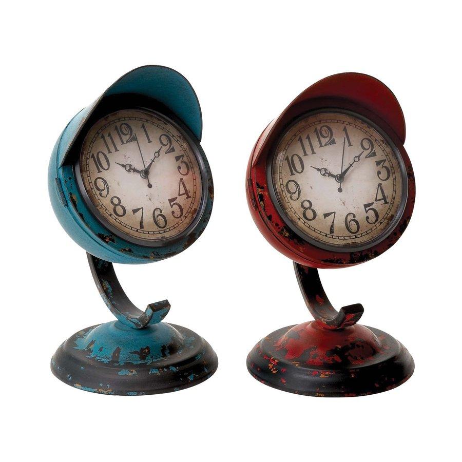 Woodland Imports Analog Novelty Tabletop Clock