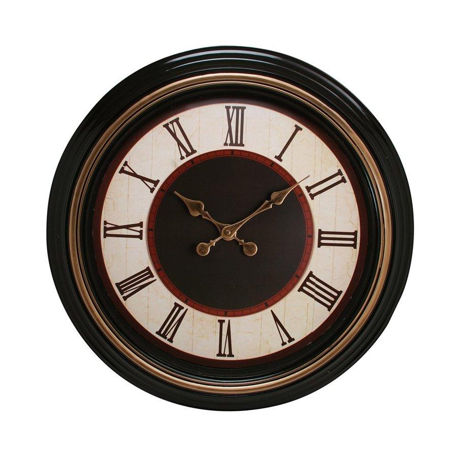 Nexxt Designs Everett Analog Round Indoor Wall Clock