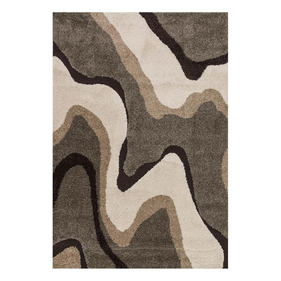 Loloi Enchant Multi Square Indoor Machine-Made Area Rug (Common: 7 x 7; Actual: 7.58-ft W x 7.58-ft L)