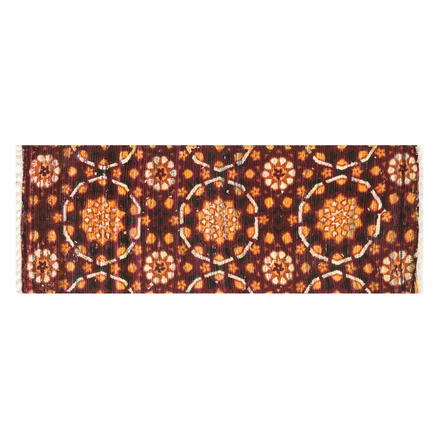 Loloi Aria Spice Rectangular Indoor Handcrafted Runner (Common: 2 x 5; Actual: 1.75-ft W x 5-ft L)