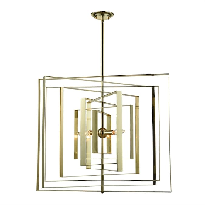 Dimond Home Synchrony 3-Light Gold Plate Industrial