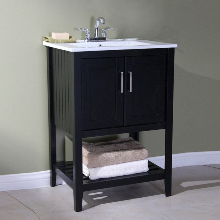 19 bathroom vanity and sink shop legion furniture espresso single sink vanity with 21768