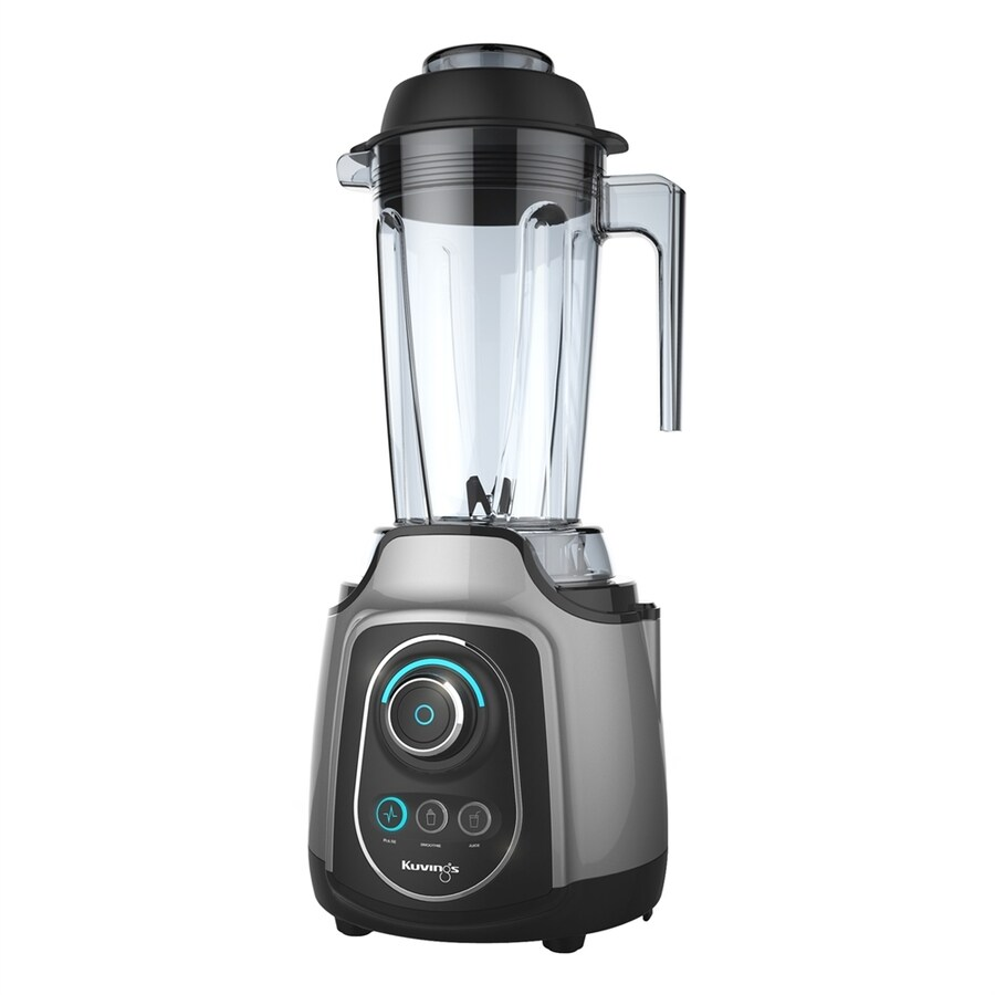 Kuvings 54-oz Grey 10-Speed Pulse Control Blender